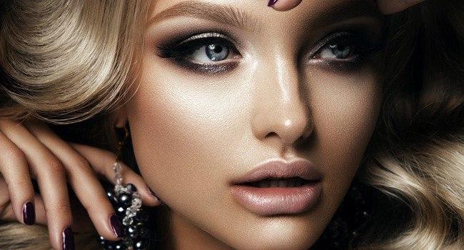Вечерний макияж за 15 минут. Подборка идей, легких в исполнении.